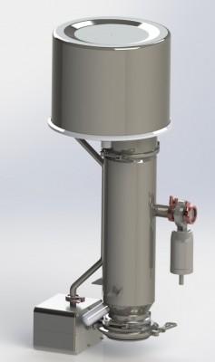 SteriValves Vacuum Conveyor