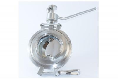 Sterivalves simplifica el proceso introduciendo el soporte de desmontaje rápido para válvulas tipo SR