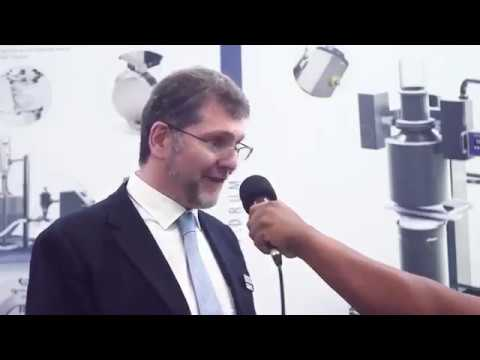 Interview with Gianfranco at FCE Pharma
